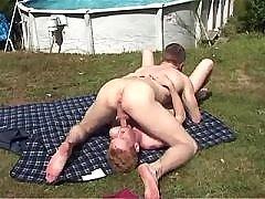Amateur Gay Movie scenes