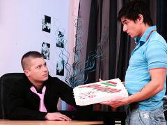 Office Homosexual guys #04, Scene #04