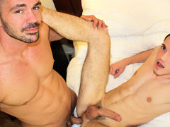 Tony Torres & Brogan Reed BAREBACK in Syracuse
