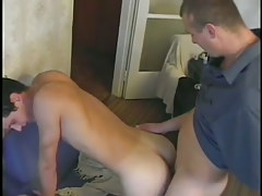 Appealing stud-horse roomates take in a rough knob in 3 episode