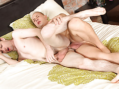 Edwin Gets It Good And Deep - Deacon Punisher And Edwin Sykes