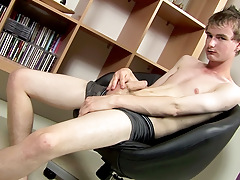 Stroking With Raw Hung Twink Cory - Cory Finn